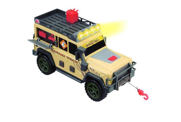 Dickie Toys Off-Roader with lights and sounds